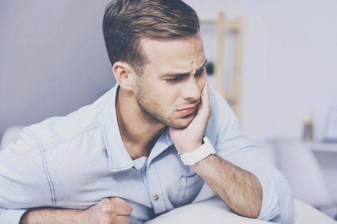 Классификация и симптомы пульпитов